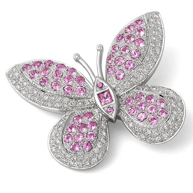 High Jewellery Brooch