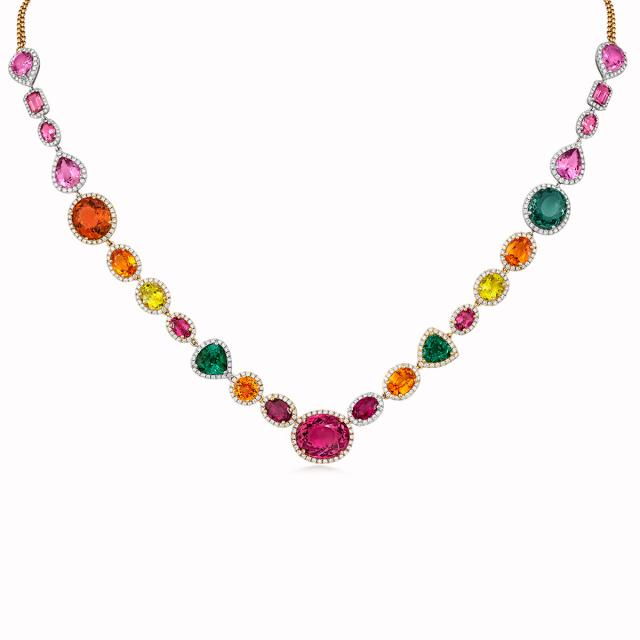 High Jewellery Neckpiece