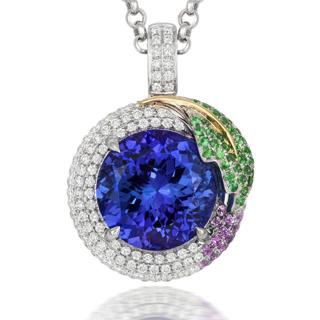 High Jewellery Pendant
