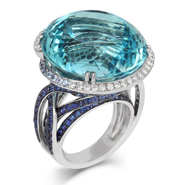 High Jewellery Ring