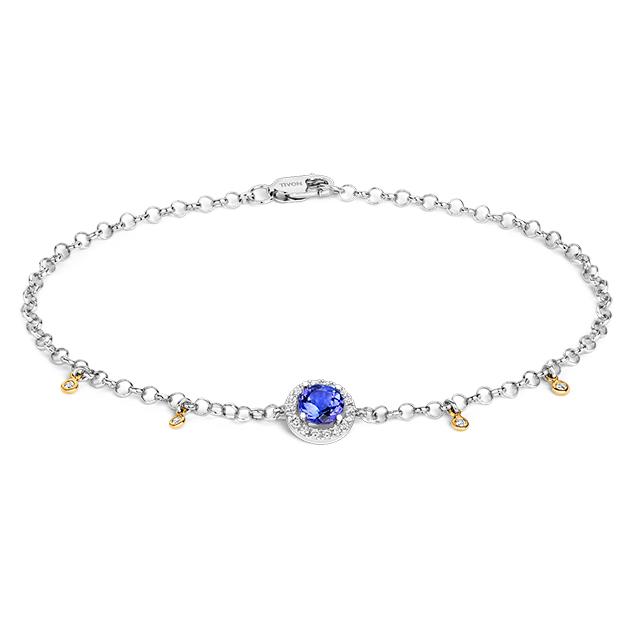 Tanzanite Royale Bracelet