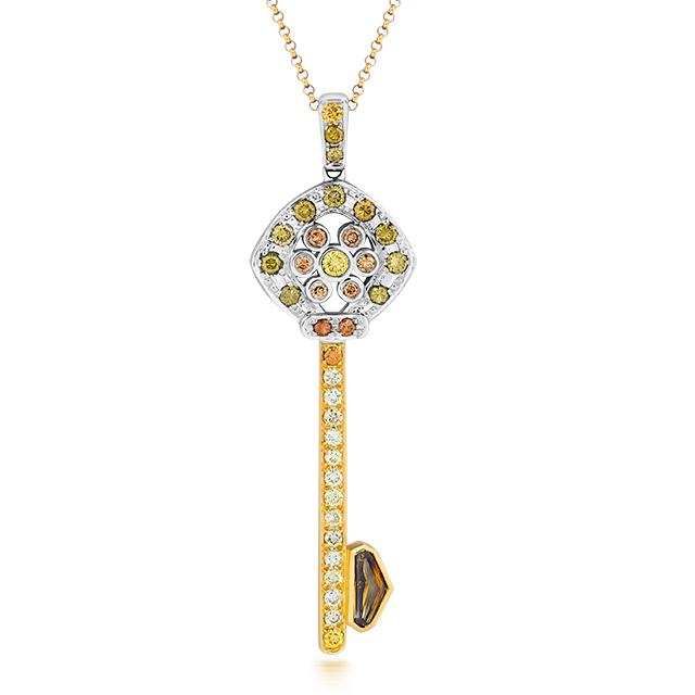Diamonds By Design Pendant